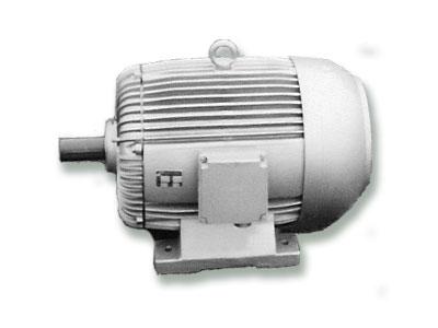 Historisk BEVI elmotor grå