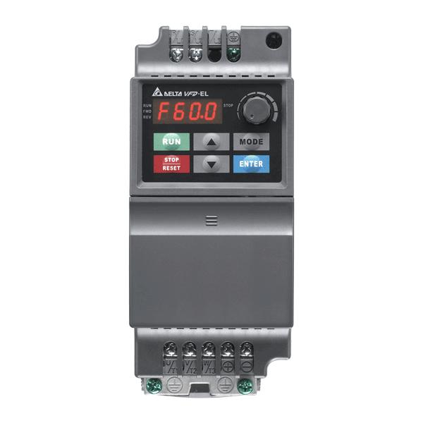 INEL (VFD-EL) frekvensomriktare