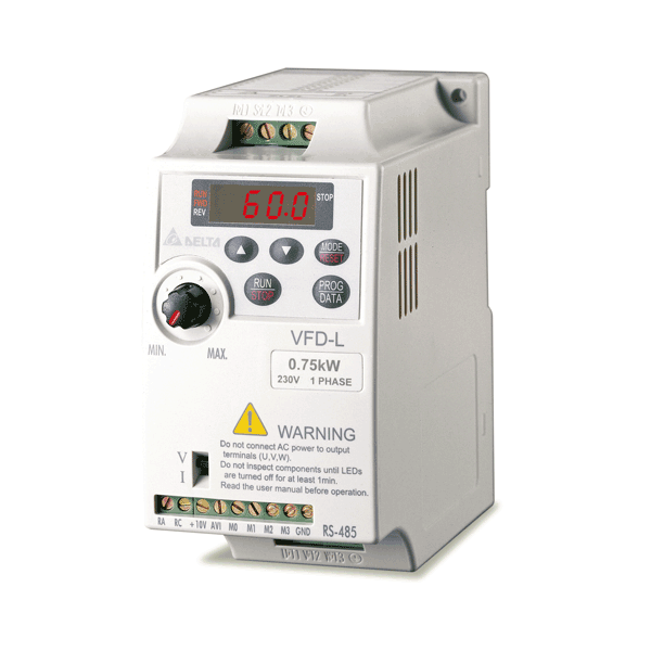 INL (VFD-L) frekvensomriktare