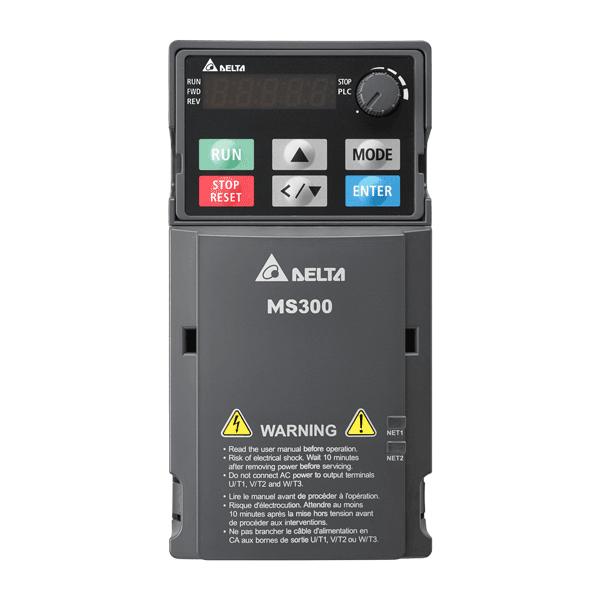 MS300 frekvensomriktare